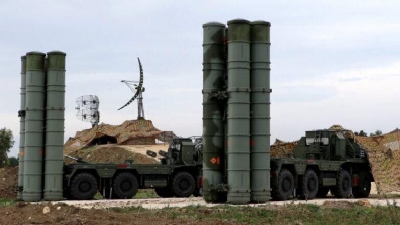 ЗРС С-400 Триумф база