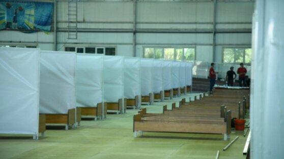 В Казахстане назвали объекты, которые станут инфекционными стационарами