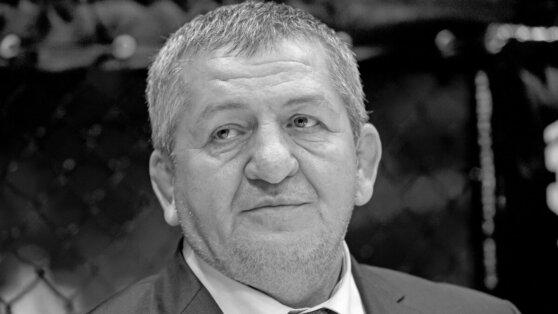 Стала известна точная причина смерти отца Нурмагомедова