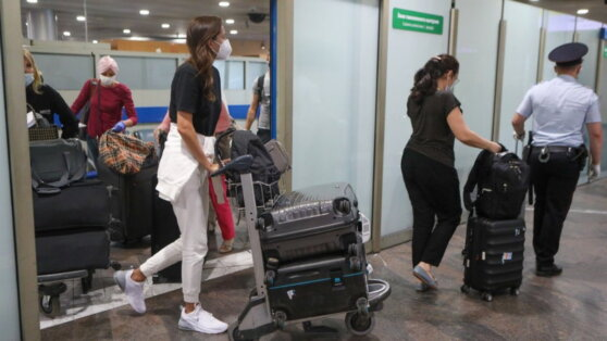 В России отменят обязательный карантин для приезжих
