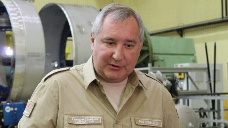 Дмитрий Рогозин цех