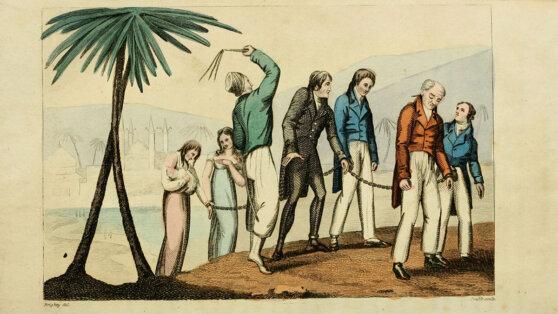 Как арабским работорговцам удалось сохранить свой бизнес до середины ХХ века