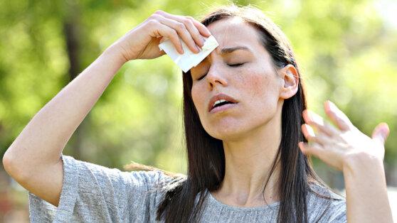 Кардиолог рассказала, как защитить организм в жару