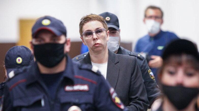 Врач обвиняемая в торговле детьми Лилия Панаиоти под стражей