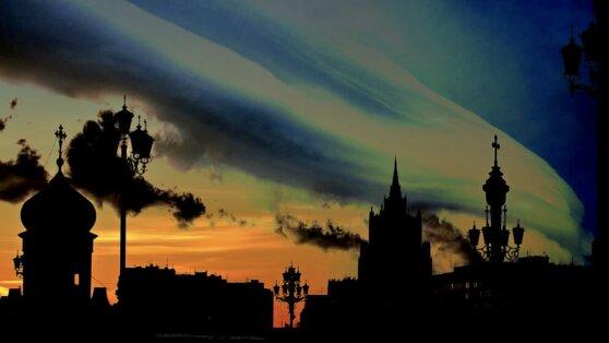 В Московский регион придет холодный фронт