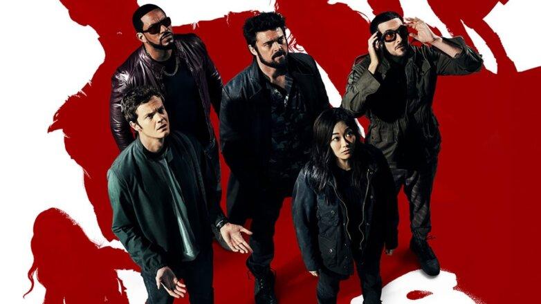 Постер сериала Пацаны 2 сезон