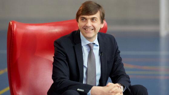 Сергей Кравцов: «Нашей школе есть чем гордиться»