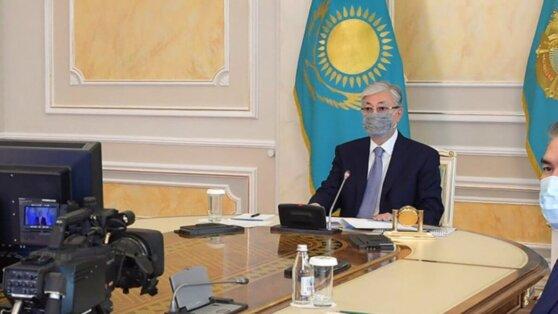 Правительство Казахстана объявило о введении карантина с 5 июля