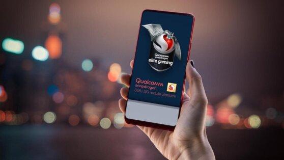 Qualcomm представила самый мощный чип для игровых смартфонов