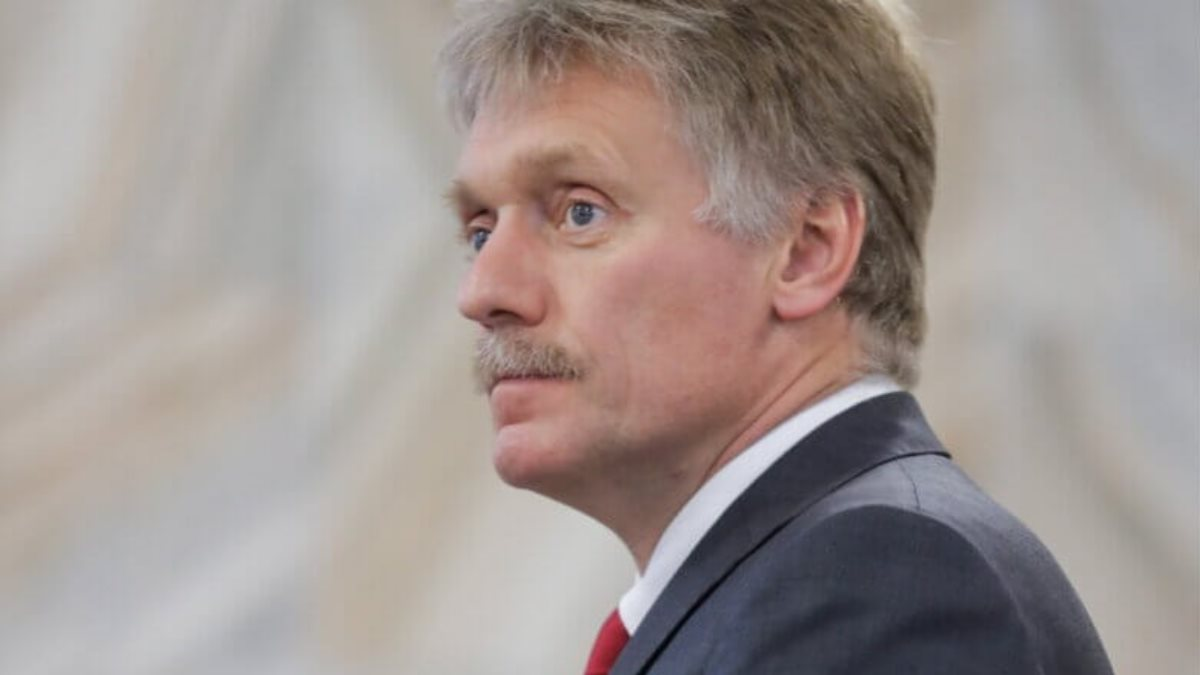 Пресс-секретарь президента России Дмитрий Песков нейтрально