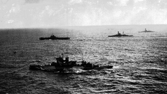 Зачем во время Второй мировой англичане уничтожили французский флот