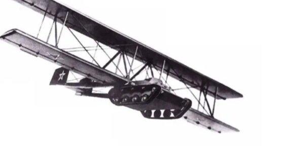 Американские эксперты рассказали о летающем советском танке
