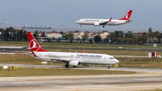 Turkish Airlines объявила дату начала полетов в Россию