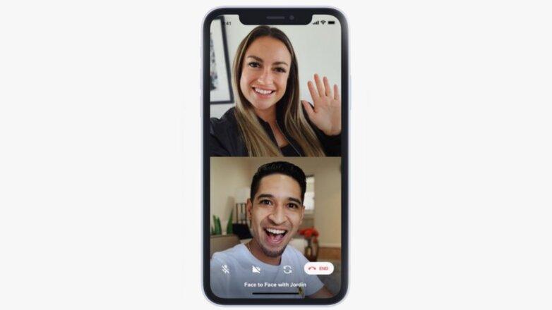 В Tinder появились видеозвонки