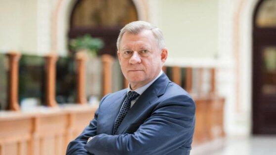 На Украине из-за политического давления подал в отставку глава Нацбанка