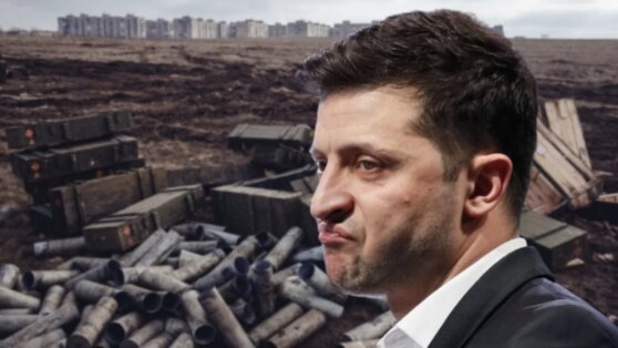 Зеленский заявил, что Россия ничего не может требовать от Украины
