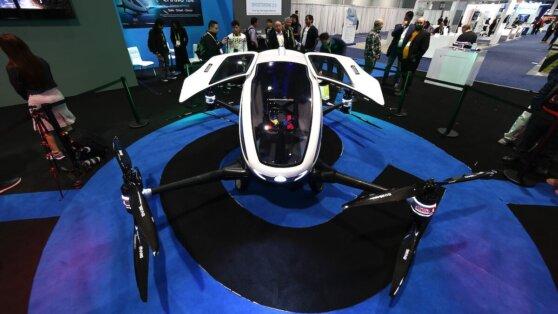 Жужжит над головой: станут ли пассажирские дроны новым видом транспорта