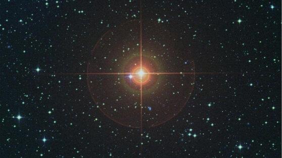 Астрономы зафиксировали необъяснимое исчезновение гигантской звезды