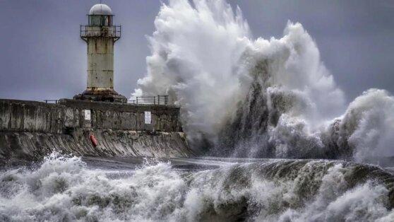 В Атлантике сформировался новый тропический шторм