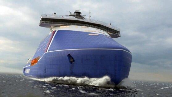 В России начали строить мощнейший в мире атомный ледокол
