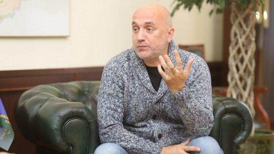Партия Прилепина призвала присоединить Донбасс к России