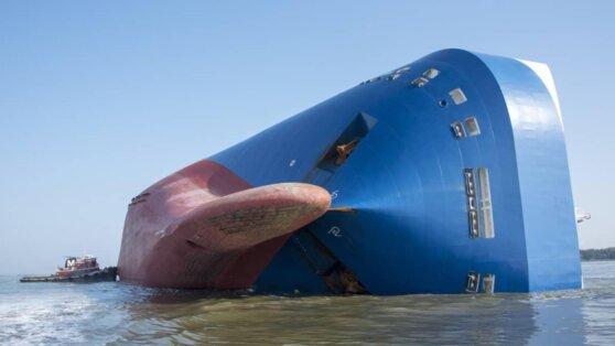 Затонувшее судно с тысячами Hyundai и Kia утопят в Атлантике