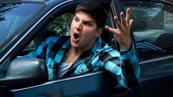 На дорогах стало больше агрессии