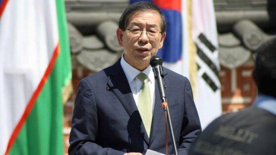 Названа предварительная причина смерти мэра Сеула