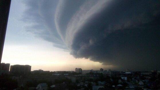 До Карелии добрался американский ураган «Эдуард»
