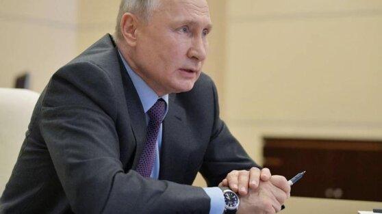 Песков ответил, почему всех интересует ручка Путина