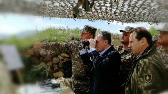 Кремль отреагировал на столкновение Азербайджана и Армении на границе