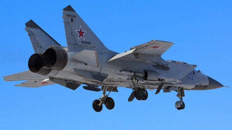 Истребитель-перехватчик МиГ-31БСМ
