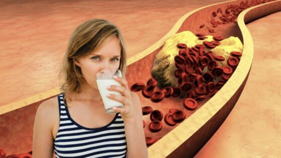 Назван напиток, снижающий уровень «плохого» холестерина