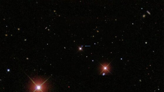 В космосе обнаружили аномальный звездный объект