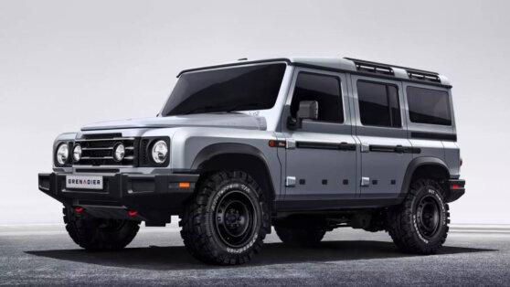 Рассекречена внешность преемника популярного Land Rover Defender