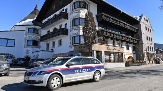 В полиции Австрии раскрыли подробности убийства россиянина