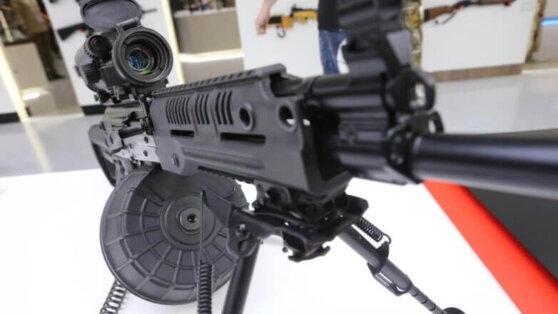 В России приступят к созданию нового ручного пулемета