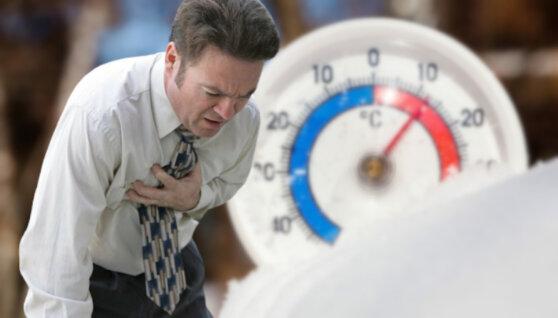 Ученые выявили связь между временем года и инфарктом