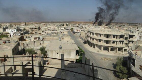 Российские военные предупредили о возможной провокации с химоружием в Сирии