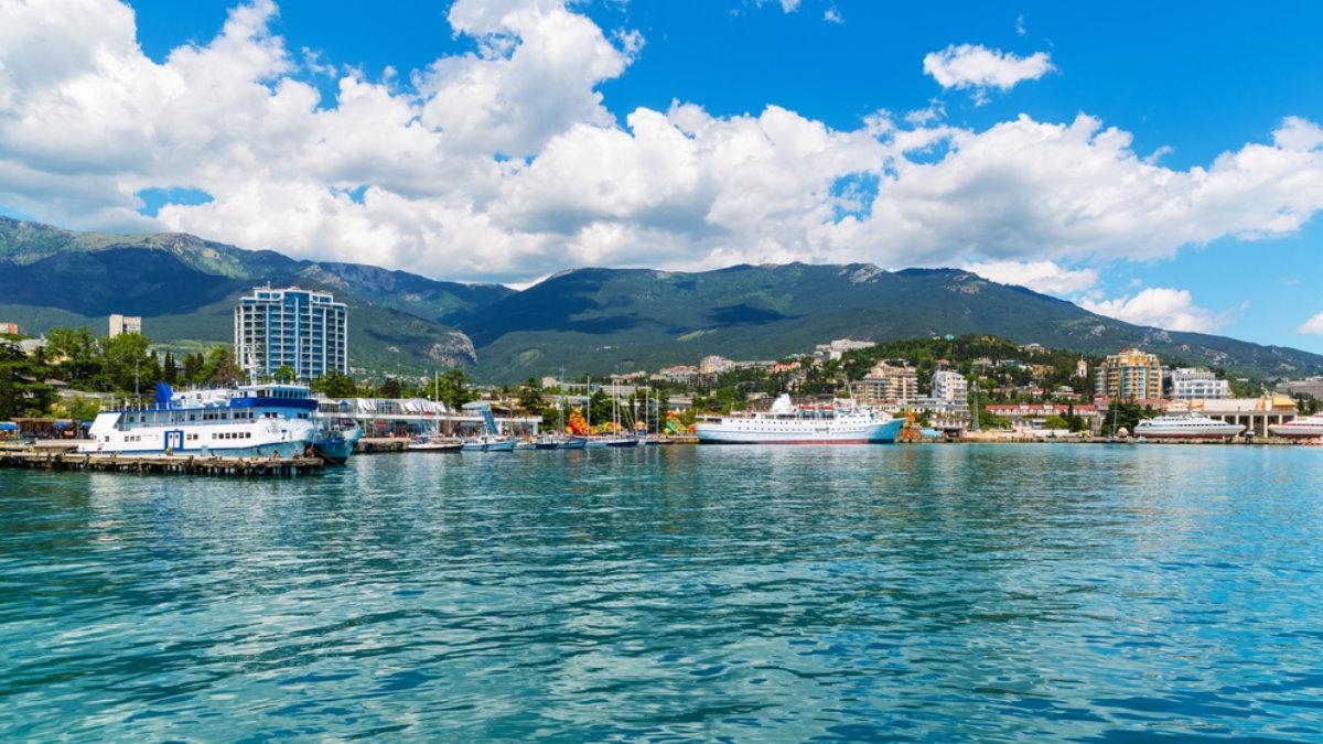 Ялта Крым курорт отдых отпуск туризм отели