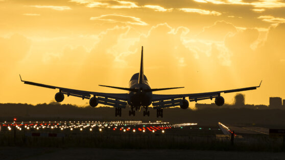 В Крыму экстренно приземлился пассажирский Boeing