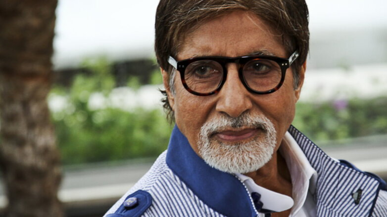 Актёр Амитабх Баччан - Amitabh Bachchan