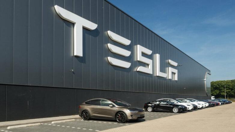 Tesla Тесла логотип