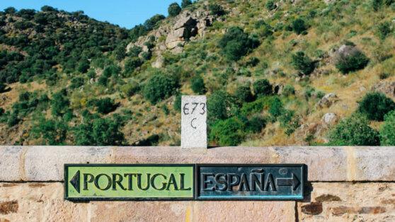 Португалия и Испания откроют общую границу