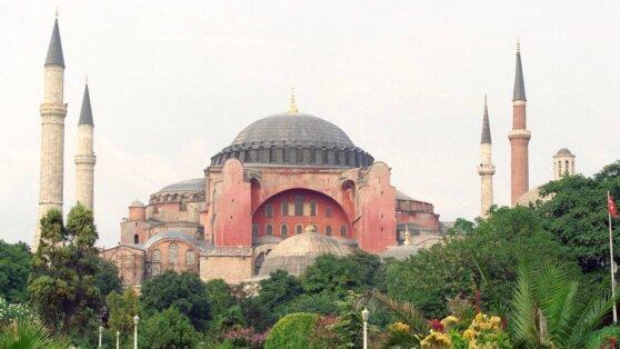ЮНЕСКО призвала сохранить статус собора Святой Софии