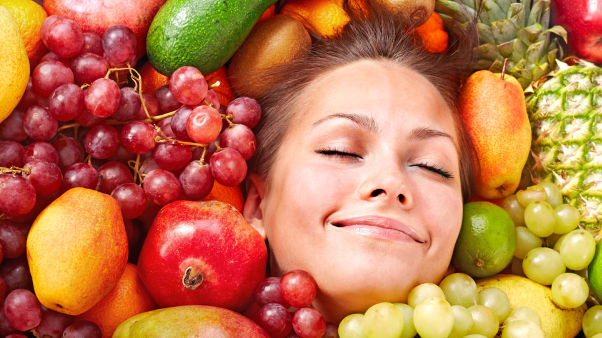 Витамины фрукты для кожи лица