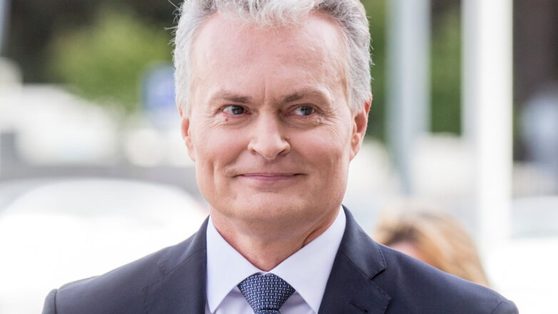 Президент Литвы Гитанас Науседа - Gitanas Nauseda