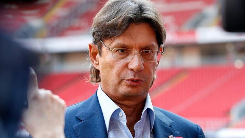 Федун объявил, что «Спартак» снимется счемпионатаРФ пофутболу