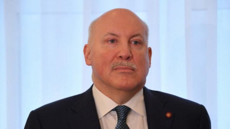 Посол РФ в Республике Беларусь Дмитрий Мезенцев