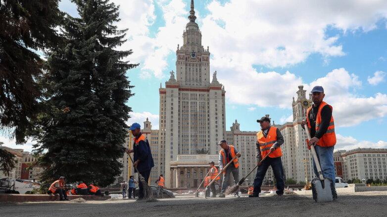 Мигранты университет Ломоносова
